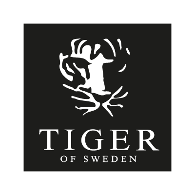 Tiger of Sweden logo vector