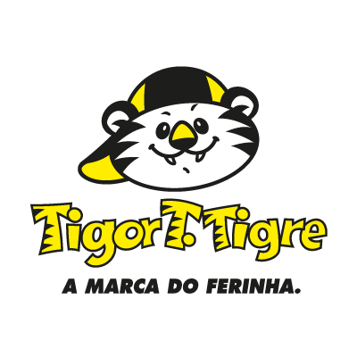 Tigor T. Tigre logo vector