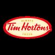 Tim hortons logo vector