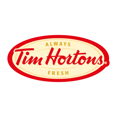 Tim hortons vector logo