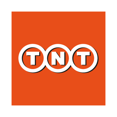 TNT Express vector logo
