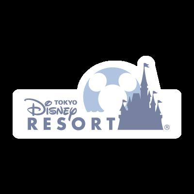 Tokyo Disney Resort logo vector