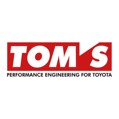 Tom's auto vector logo