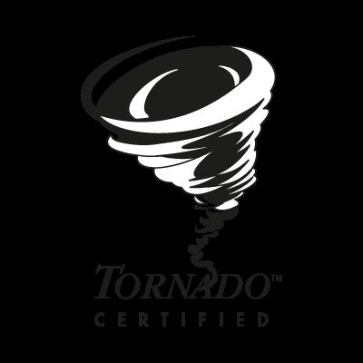 Tornado Certified logo vector