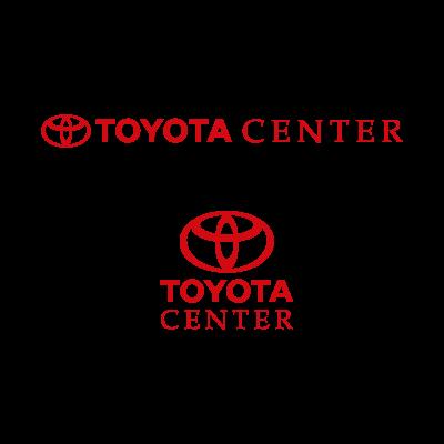 Toyota Center logo vector