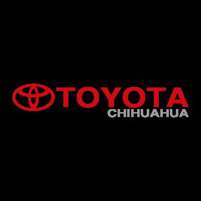 Toyota Chihuahua logo vector