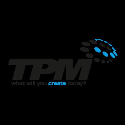 TPM logo vector