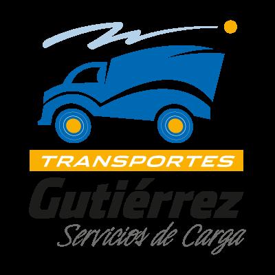 Transportes Gutierrez logo vector