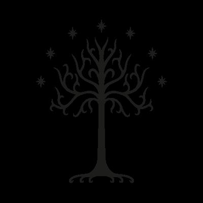 Tree of Gondor logo vector