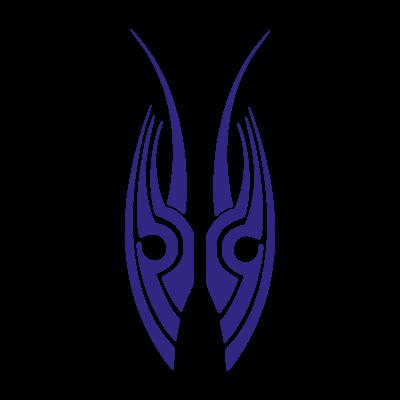 Tribal (arts) vector logo