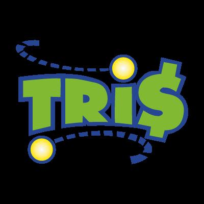 Tris logo vector
