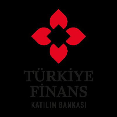 Turkiye Finans logo vector