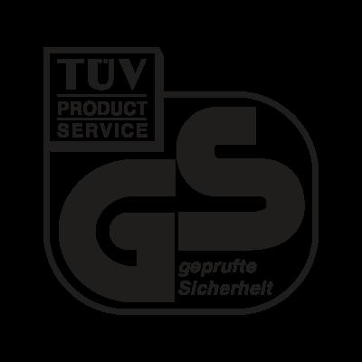 TUV-GS vector logo
