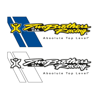 Two Brothers Racing logo vector