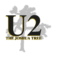 U2 - The Joshua Tree vector logo