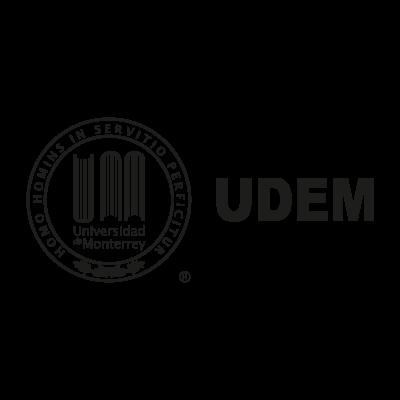 UDEM logo vector