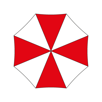 Umbrella Corporation vector logo