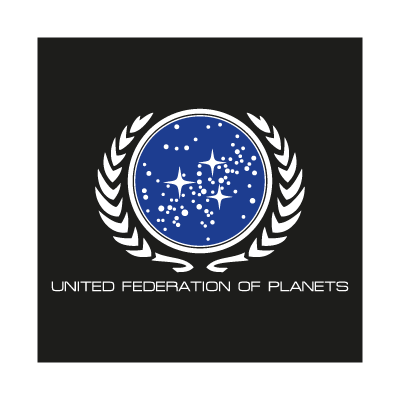 United Federation of Planets logo vector