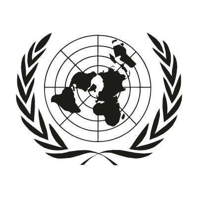 United Nations logo vector