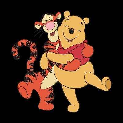 Ursinho Poof logo vector
