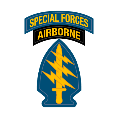 U.S. Army Special Forces logo vector