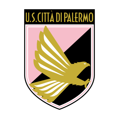 US Città di Palermo logo vector