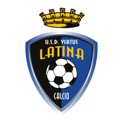 U.S. Latina Calcio logo vector
