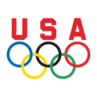 USA Olympic Team vector logo
