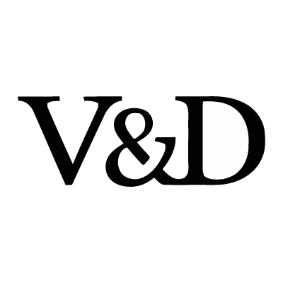 V&D New logo vector