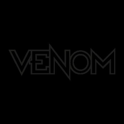 Venom Comics logo vector