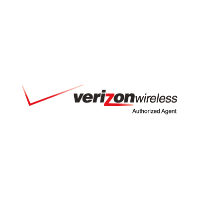 Verizon wireless logo vector