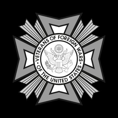 VFW Black logo vector