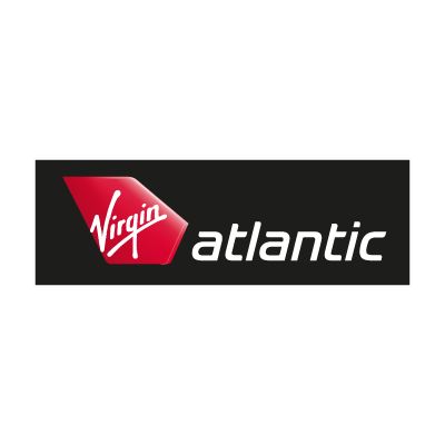 Virgin Atlantic vector logo