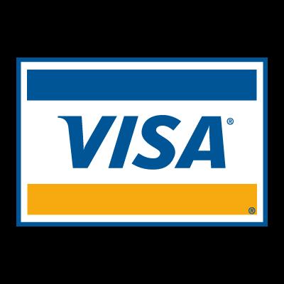 Visa logo vector