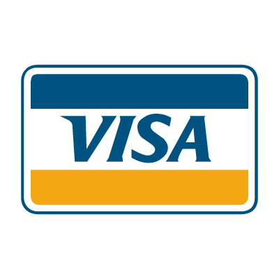 Visa Inc logo vector