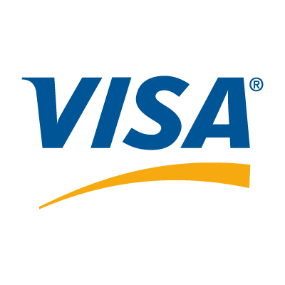 Visa US logo vector