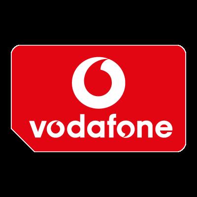 Vodafone Company logo vector