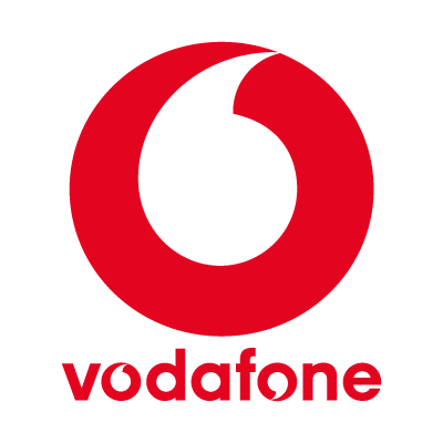 Vodafone PLC vector logo