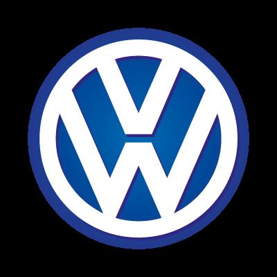 Volkswagen Auto logo vector