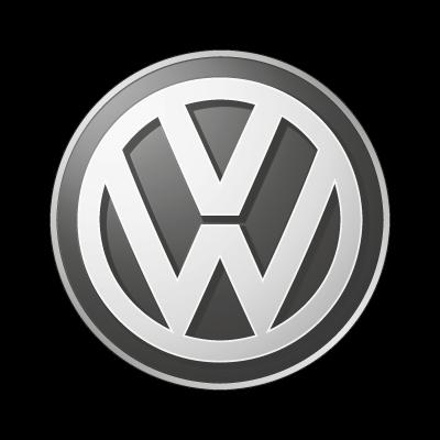 Volkswagen Grey logo vector