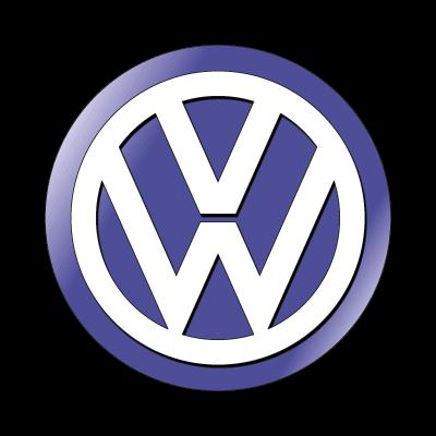 Volkswagen (VW) logo vector