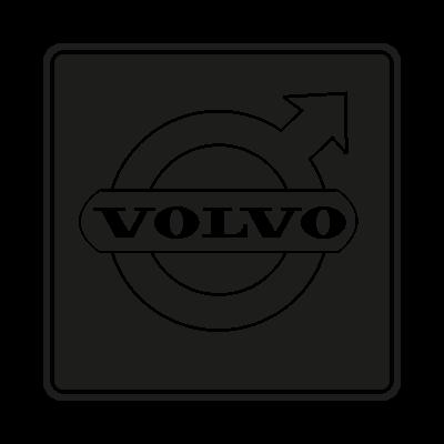 Volvo Black vector logo