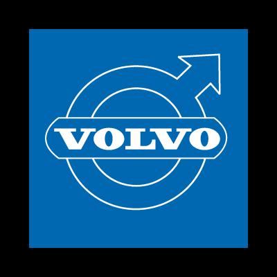 Volvo (Blue) logo vector