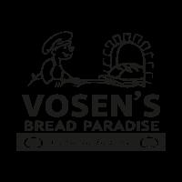 Vosen's Bread Paradise vector logo
