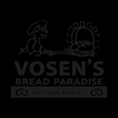 Vosen's Bread Paradise logo vector