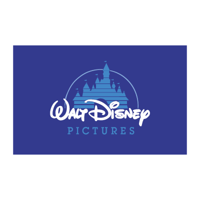 Walt Disney Pictures Color logo vector