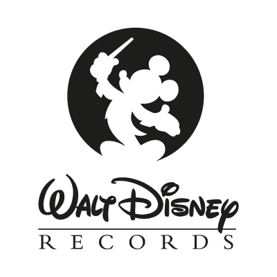 Walt Disney Records logo vector