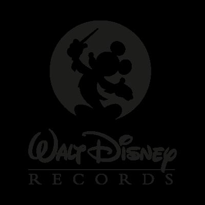 Walt Disney Records vector logo