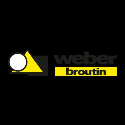 Weber Broutin logo vector