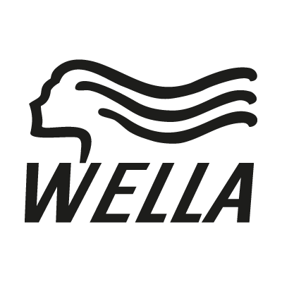 Wella Old logo vector